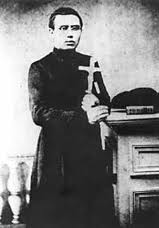 Father Damien, Before...